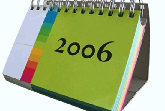 Blog Posts – 2006