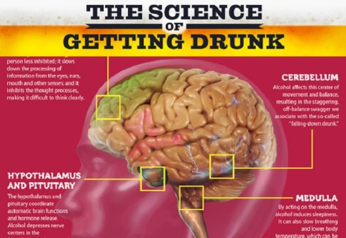 Brain Drunk