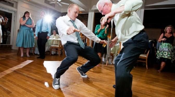 Granddad Dancing