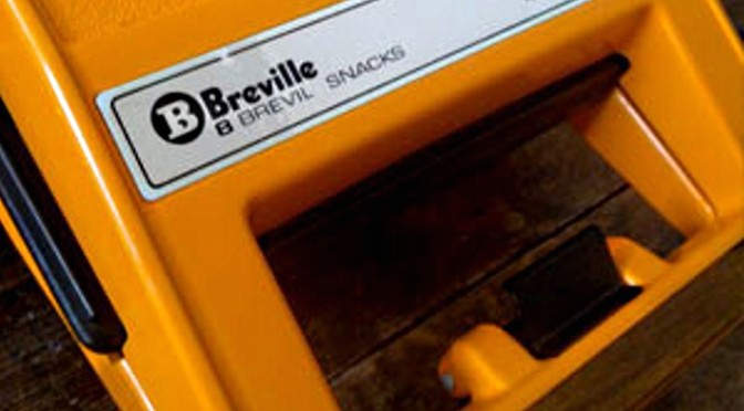 05-01-2015 – The Life Cycle Of The Breville Toasted Sandwich Maker