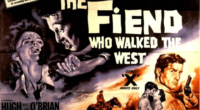 14-11-2016 – B Movie Western