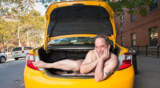 Sexy Taxi Driver