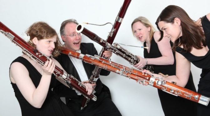 Reed Rage Bassoon Quartet