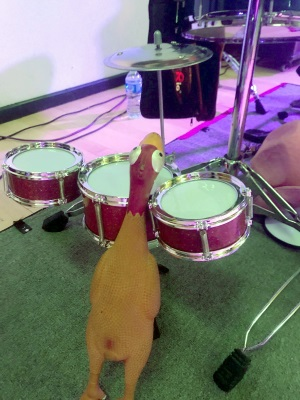 Chicken Drumkit